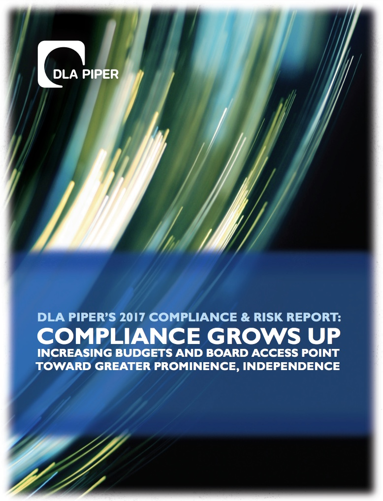 corporate compliance report Case for corporate compliance this was driven in large part by our observation that role of we are excited to present this inaugural report to you, and hope you find it useful as you build upon your own efforts convercent to publish this first annual compliance strategy and performance report you'll see on the following.